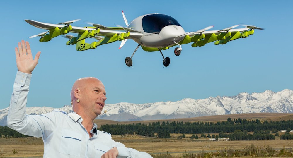 Self Flying Cars